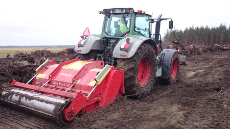 Fendt 936 med Seppi SuperSoil
